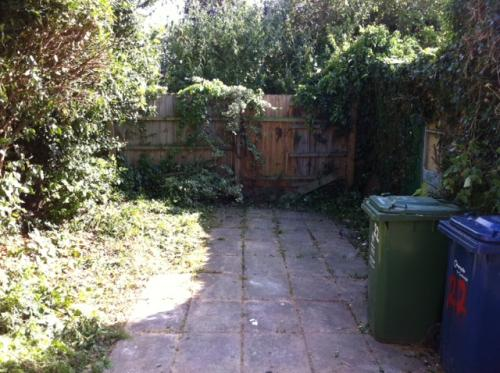 2nd rear garden photo