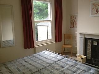 25C Warkworth Street Bedroom